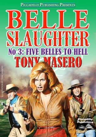 Five Belles to Hell by Tony Masero